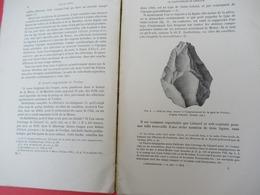 """Livret/Paléontologie-Archéologie/ """"Le Paléolitique En LORRAINE """" /Georges GOURY/ Nancy /1914        MDP171 - Ciencia"""