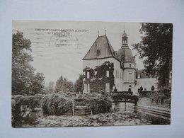CPA 21 COTE D'OR - CHEVIGNY SAINT SAUVEUR : Le Château - L'Ile - Other Municipalities