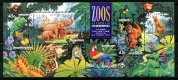 Australia 1994 Australian Zoo MS MNH (SG MS1484) - Nuovi