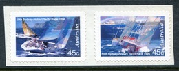Australia 1994 50th Sydney To Hobart Yacht Race - Self-adhesive - Set MNH (SG 1493-1494) - Ungebraucht