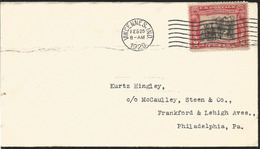 J) 1929 UNITED STATES, GEORGE ROGERS CLARK COMMEMORATIVE, VINCENNES, FDC - Covers & Documents
