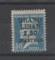 Grand- Liban_  Pasteur  (1924 )  N°17 (gras) - Gross-Libanon (1924-1945)
