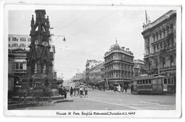 DUNEDIN --Princes Street From Cargill's Monument - Nouvelle-Zélande