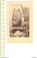 Kl 9672 - MIJN JEZUS BARMHARTIGHEID - VOLLE AFLAAT BIJ LUCHTAANVAL - Santini