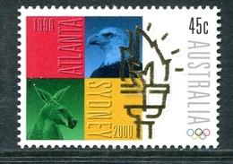 Australia 1996 Passing Of Olympic Flag To Sydney MNH (SG 1638) - Ungebraucht