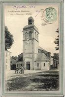 CPA - NAVARRENX (64) - Aspect Du Quartier De L'Eglise En 1906 - Andere Gemeenten