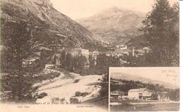04.COL - COLMARS , Et Le Pont Sur La Verdon - Other Municipalities
