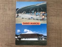SAINT MARCEL La Piscine Et Le Gymnase - France