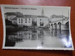 Carte Postale  - MANSLE (16) - Vue Prise Du Champion (3505) - Mansle