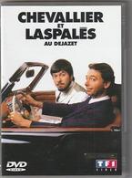 DVD Theatre Chevalier Et Lespales AU DEJAZET   Etat: TTB Port 110 Gr Ou 30gr - Komedie