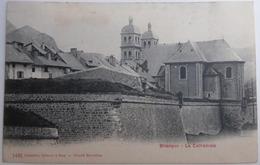 BRIANCON - La Cathédrale - Briancon