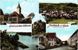 CPA AK Sasbach Souvenir GERMANY (891354) - Sasbach