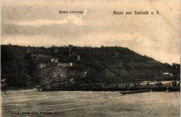 CPA AK Sasbach Ruine Limburg GERMANY (891355) - Sasbach