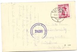 150 - 57 - Carte Envoyée D'Autriche En Suisse 1952 - 1945-.... 2ème République