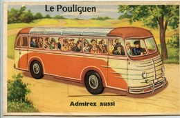 LE POULIGUEN CARTE A SYSTEME - Le Pouliguen
