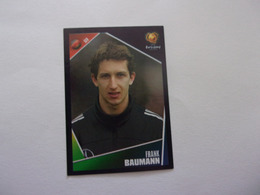 PANINI Foot Euro 2004 Portugal N° 301 Frank Baumann Deutschland Allemagne UEFA GER - Edition Française