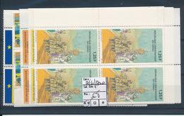 CONGO KINSHASA COB 1716/1720 X4 MNH - République Démocratique Du Congo (1997 -...)