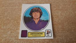 Figurina Calciatori Panini 1977/78  - 061 Antognoni Fiorentina - Edizione Italiana
