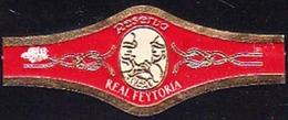 Bague De Cigare - Reserva REAL FEYTORIA - Labels