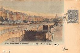 Liege Luik Liége  Ecluse , Bassin Du Commerce       L 790 - Liège