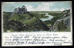 1901. Képeslap, Arad-Temesvár Szép Mozgóposta Bélyegzéssel  /  Vintage Pic. P.card Arad-Temesvár Nice TPO Pmk - Hungary