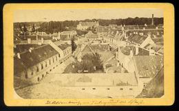MAGYARÓVÁR 1880. Cca. Skopall : Magyaróvár Látkép, Visit Kártya Méretű Fotó  /  Skopall: MAgyaróvár City View Visit Phot - Photographs