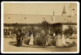 BALASSAGYARMAT 1890. Cca. Szkladányi Károly : Balassagyarmati Ház, Szép Fotó 16*10 Cm - Photographs