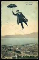 FIUME 1904. Régi Képeslap  /  Vintage Pic. P.card - Hungary