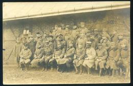MÁRAMAROSSZIGET I. VH 1917. Katonák, Fotós Képeslap  /  WW I. 1917 Soldiers, Photo Vintage Pic. P.card - Hungary