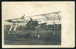 I. VH . Lelőtt Olasz Repülőgép, MFP Pola és K.u.K. Seeminenkommando Bélyegzésekkel Győrbe Küldve - Hungary