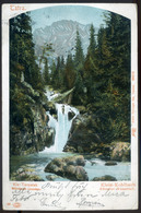 TÁTRA 1904.Régi Képeslap  /  Vintage Pic. P.card - Hungary