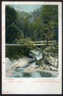 TÁTRA 1904. Barlangliget , Régi Képeslap  /  Vintage Pic. P.card - Hungary