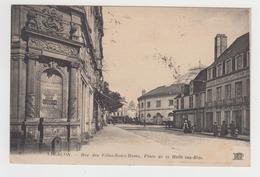 OR514 - ALENCON - Rue Des Filles Notre Dame - Place De La Halle Aux Blés  - Hôtel - Alencon