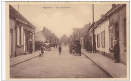 Oppuers Oppuurs De Dorpstraat Sint-Amands St-Amands St.-Amands Geanimeerd (In Zeer Goede Staat) - Sint-Amands