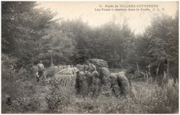 02 Foret De VILLERS-COTTERETS - Les Fours à Charbon Dans La Foret - Villers Cotterets
