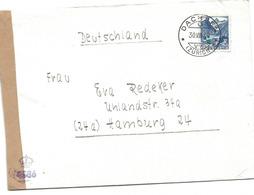150 - 60 - Enveloppe Envoyée De Suisse  - Censure - Zona Anglo-Américan