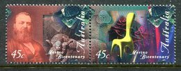 Australia 1997 Bicentenary Of Arrival Of Merino Sheep Set MNH (SG 1702-1703) - Ungebraucht