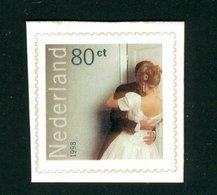 OLANDA NEDERLAND - MNH NUOVI PERFETTI - 1998  FRANCOBOLLO PER MATRIMONIO -  AUTOADESIVO - Nuovi