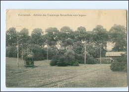 Y13463/ Tervueren  Tramway Straßenbahn AK Belgien Ca.1915 - Belgien
