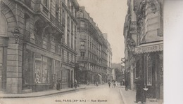 PARIS   RUE BLOMET - Arrondissement: 15
