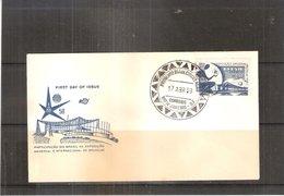 Expo 58 - FDC Du Brésil (à Voir) - 1958 – Brussels (Belgium)
