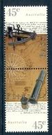Australia 1998 Bicentenary Of Circumnavigation Of Tasmania Set MNH (SG 1820-1821) - Ungebraucht