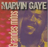 CD - GRANDES MITOS - MARVIN GAYE - Disco, Pop