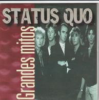 CD - GRANDES MITOS - STATUS QUO - Rock