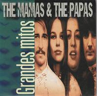 CD - GRANDES MITOS - THE MAMAS & THE PAPAS - Sonstige