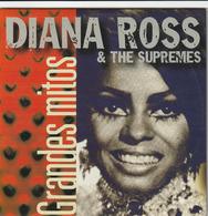 CD - GRANDES MITOS - DIANA ROSS & THE SUPREMES - Musik & Instrumente