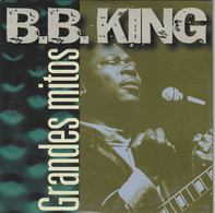 CD - GRANDES MITOS - B.B. KING - Musik & Instrumente