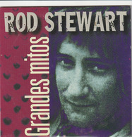 CD - GRANDES MITOS - ROD STEWART - Sonstige