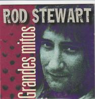 CD - GRANDES MITOS - ROD STEWART - Otros