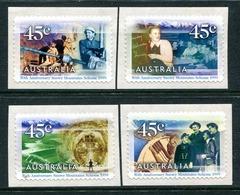 Australia 1999 50th Anniversary Of Snowy Mountain Scheme - Self-adhesive - Set MNH (SG 1892-1895) - Ungebraucht